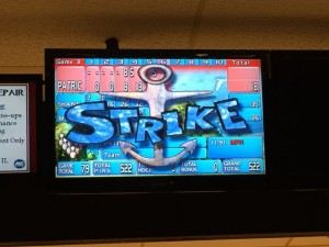 Everyone got at least one strike!
